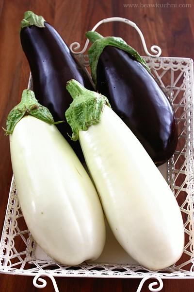 aubergineblanche