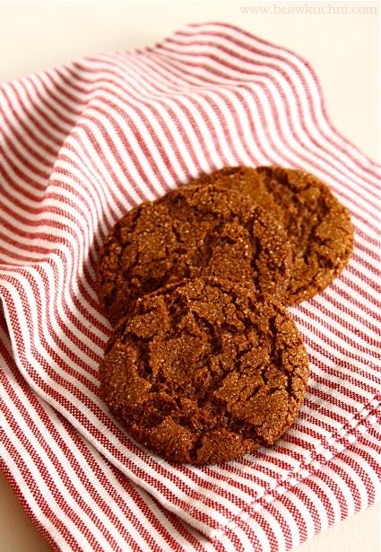 biscuitsgingembremelasse